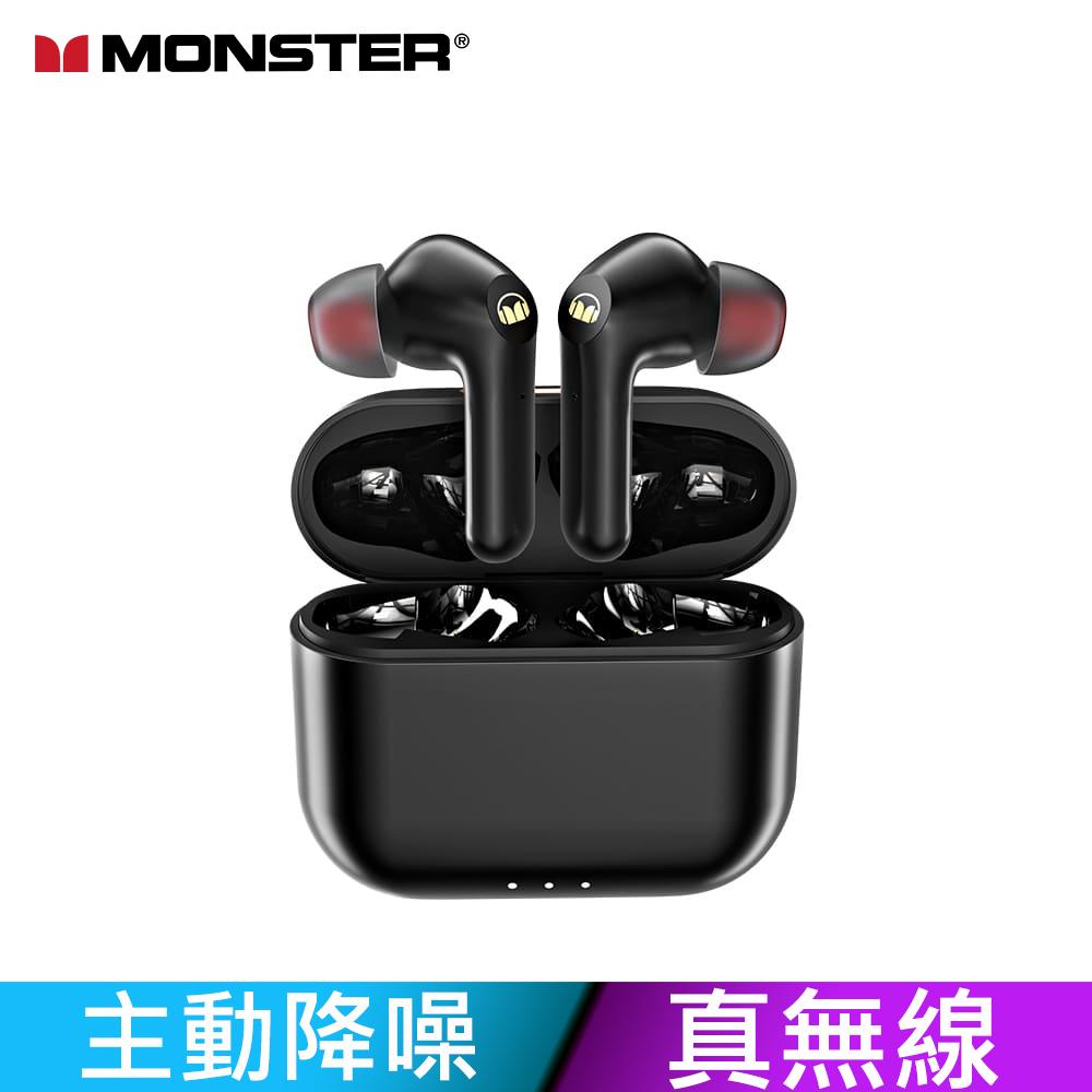 Monster Clarity 6.0 ANC主動降噪真無線藍牙耳機| 樂享新靜界