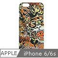 Ed Hardy iPhone 6 / 6s (4.7吋)保護殼-猛虎焰火