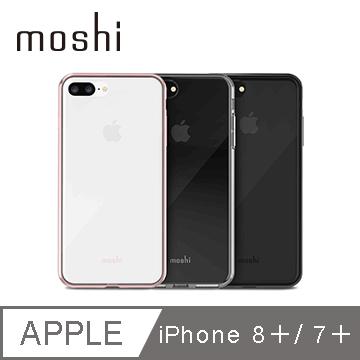 Moshi Vitros for iPhone 8 Plus/7 Plus 超薄透亮保護背殼