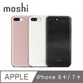 Moshi iGlaze for iPhone 8/7 Plus 超薄時尚保護背殼
