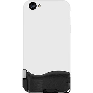 bitplay SNAP!7 iPhone 6/6s Plus 5.5吋相機快門拍照手機殼-白