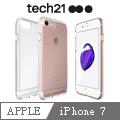 Tech21 英國超衝擊 Impact Clear iPhone 7 防撞硬式透明保護殼