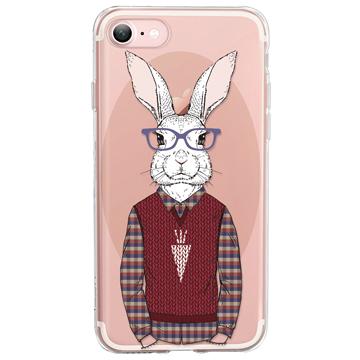 UP2度C-好學生瑞比特(兔子Rabbit)iPhone7軟殼手機殼
