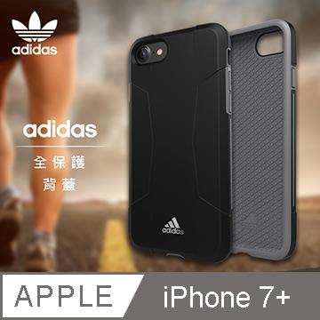 adidas Solo Case 全保護背蓋手機殼for iPhone 6/6S Plus 5.5吋for iPhone 7 Plus 5.5吋◢ 雙重材質防護運動單品◢ 愛迪達原廠背蓋