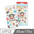 大嘴猴 APPLE IPhone7 PLUS 立體彩繪防摔空壓手機殼