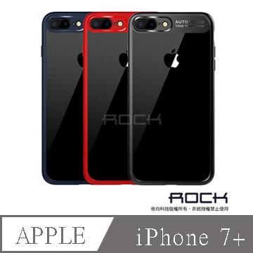 Rock 晶彩系列 iPhone 7 PLUS (5.5) 手機殼 透明 防摔殼 防撞 矽膠 保護殼