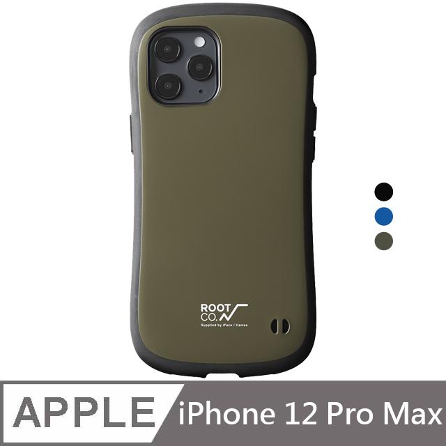 日本 ROOT CO. iPhone 12 Pro Max iFace 小蠻腰軍規防摔手機保護殼 - 共三色