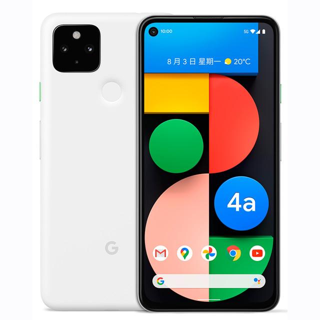 Google Pixel 4a 5G(6G+128G) 白