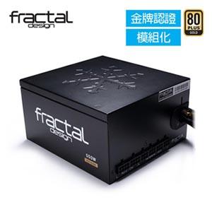 【Fractal Design】 Edison M 550W 金牌 電源供應器