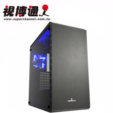 視博通  捍衛戰士 Lite ATX(0)大(9)小 電腦機殼