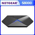 【福利品】NETGEAR 夜鷹S8000 電競影音 8埠GIGA 交換器 GS808E