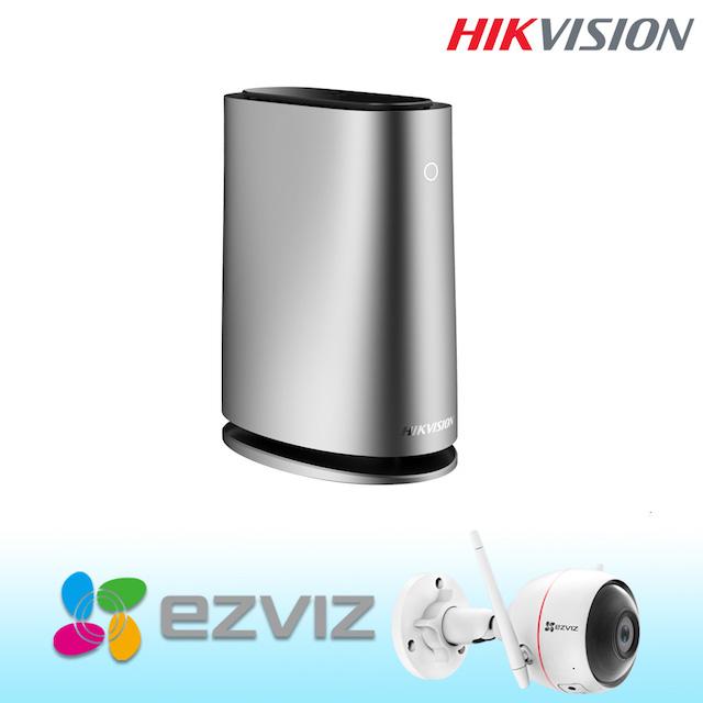 【EZVIZ Husky Air】海康 HIKVISION NAS H100 (不含硬碟)