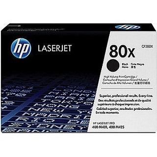 HP CF280X/280X/80X 原廠黑色高容量碳粉匣 HP LJP400 M401d/M401dn/M401dne/M401n/M425dn/M425dw