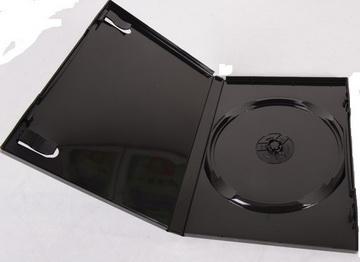 EXCH 單片DVD精裝優質軟盒/黑色 1箱100PCS