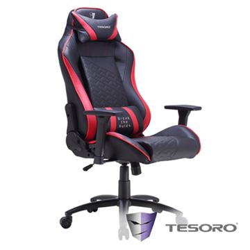 TESORO鐵修羅 Zone F710 電競椅-紅