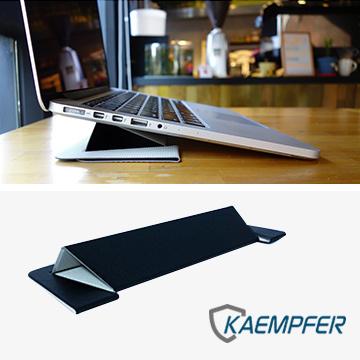 [Kaempfer] 超輕薄通用型攜帶式筆電支架