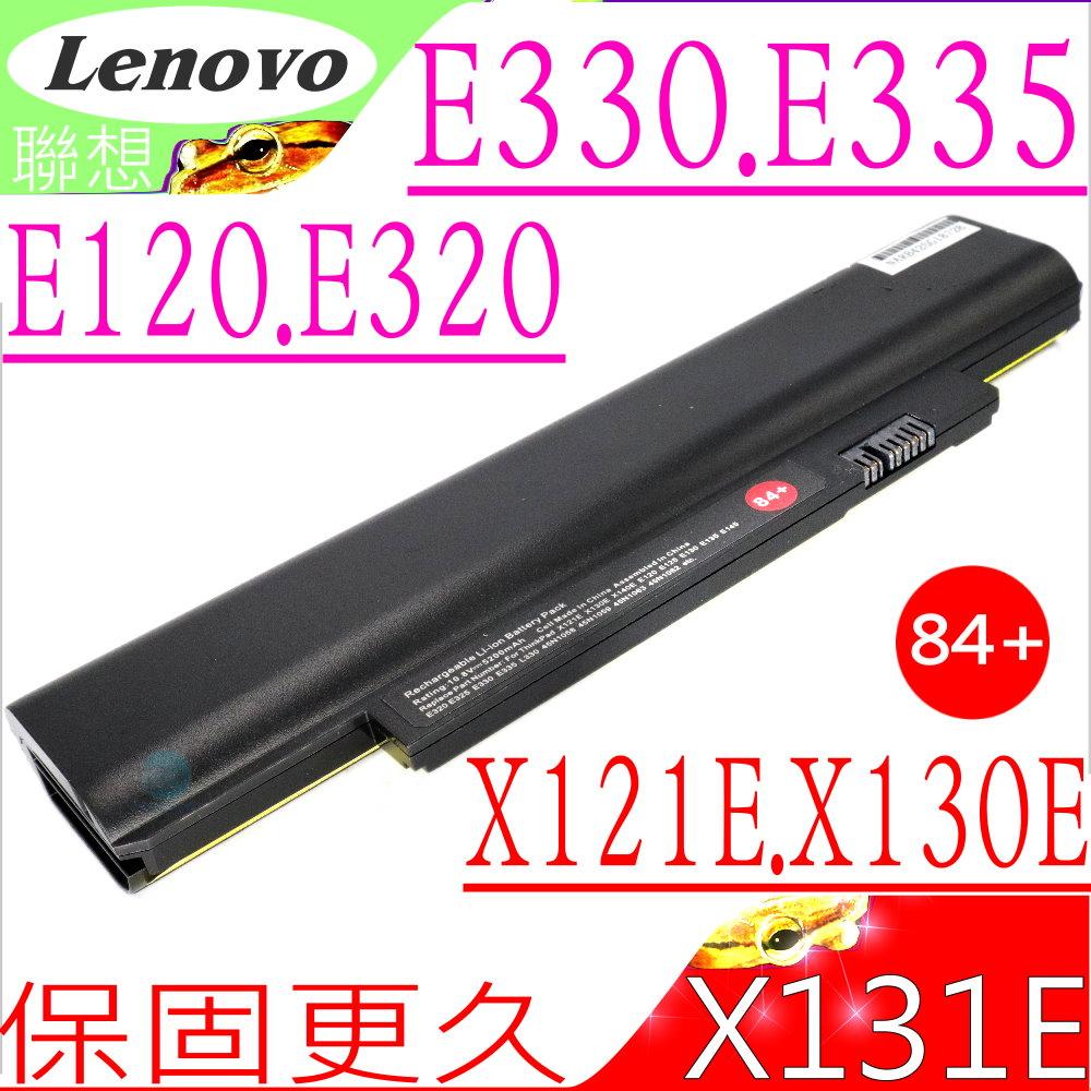 Lenovo電池-聯想 X121E,X130E,E120,E130,E320,E330,E335,35+,84+