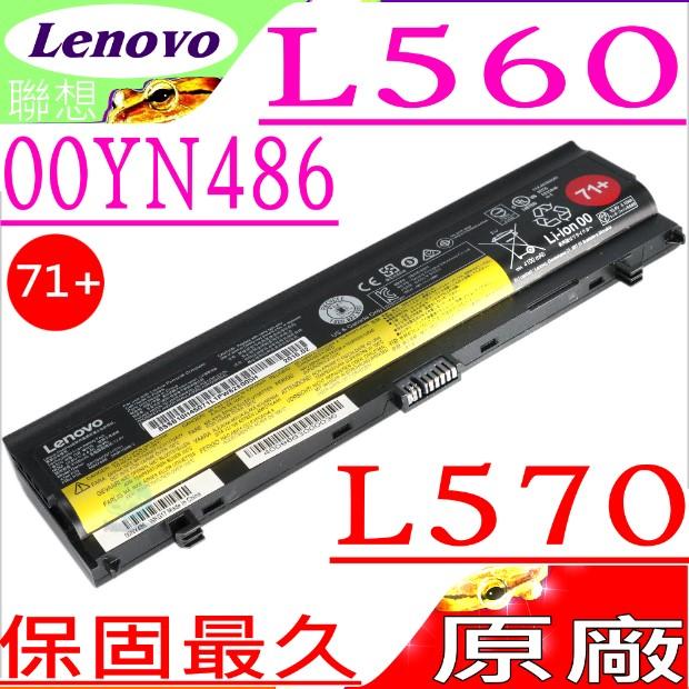 Lenovo 電池-聯想 L560 L570,71+, 00NY486,00NY488 00NY489,SB10H45071