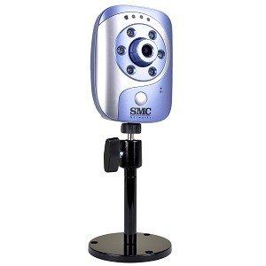 SMC SMCWIPCFN-G無線網路攝影機 夜視 無線 IP Camera 監視器 -sh
