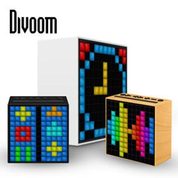 DIVOOM Timebox 舒眠多功能LED藍牙喇叭-福利品