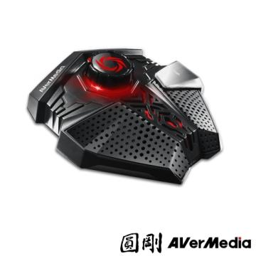 圓剛 GM310 Aegis神盾電競專用抗噪麥克風