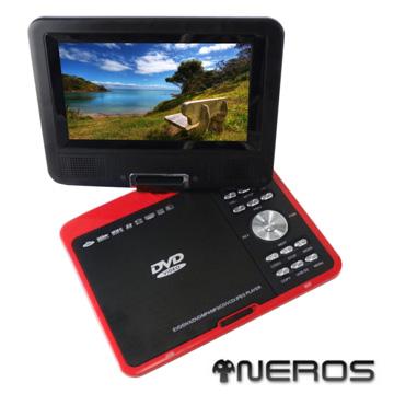 NEROS【緋紅美人】9吋 移動式RMVB-DVD(2小時版)