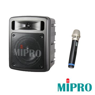 MIPRO 超迷你手提式無線擴音機(手握、領夾、頭戴) MA-303SB