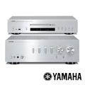 Yamaha 山葉 網路CD播放機+HIFI綜合擴大機 CD-S700+A-S701