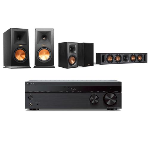 SONY STR-DH790 7.2聲道擴大機+Klipsch RP-160M+R-34C+R-41M