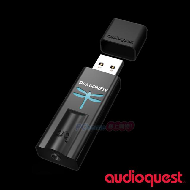 【福利品】Audioquest DragonFly USB DAC 數位類比轉換器/ 耳擴 (1.0 版)