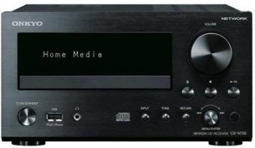 三重蘆洲 麇囷音響 強悍嶄新匹配低音增強技術 ONKYO CR-N755 網路CD綜合擴大機