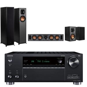 ONKYO TX-RZ730 9.2聲道擴大機+Klipsch R-610F+R-34C+R-41M 五聲道劇院組