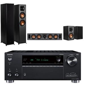 ONKYO TX-RZ730 9.2聲道擴大機+Klipsch R-820F+R-34C+R-41M 五聲道劇院組