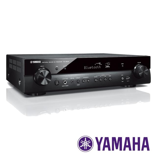 Yamaha 薄型5.1聲道AV環繞擴大機 RX-S602