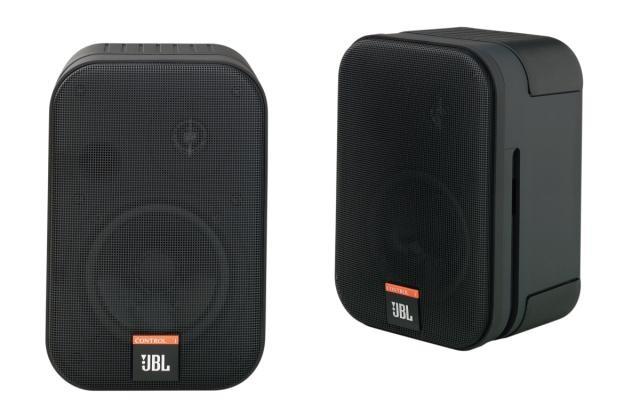 [美國JBL]Control 1X二音路監聽喇叭