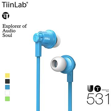 【TiinLab】Universe of TFAT UT 全域系列 - UT531(蘋果藍)