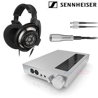 森海塞爾 Sennheiser HD 800S + HDVD 800 耳機擴大機組合