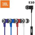 JBL E10 時尚耳道式耳機