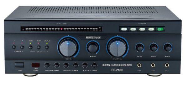 燕聲 ensing ES-2150 150W+150W 迴音卡拉OK擴大機