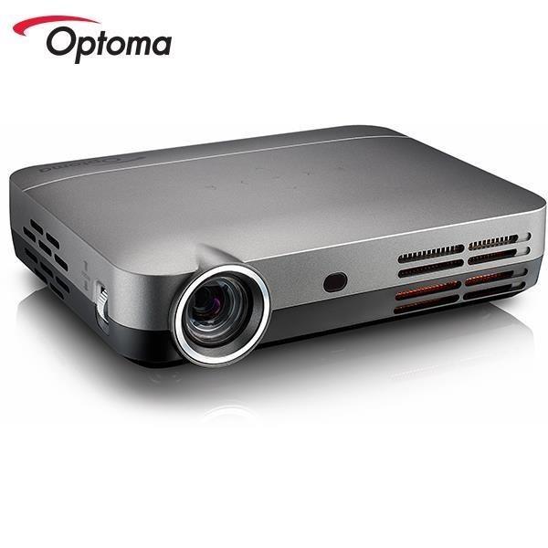 OPTOMA 奧圖碼 ML330 高清微型智慧投影機 灰色 最高可達500流明 1280x800 公司貨