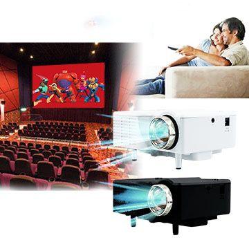 IS愛思 P-028 60吋微型投影機 攜帶方便