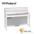Roland 樂蘭 LX-17 PW 88鍵掀蓋直立式數位鋼琴 鏡面白 內鍵藍芽功能  原廠公司貨 一年保固