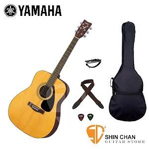 YAMAHA F-310 吉他 另贈好禮(山葉 F310吉他 / F210 升級版)山葉套裝吉他組