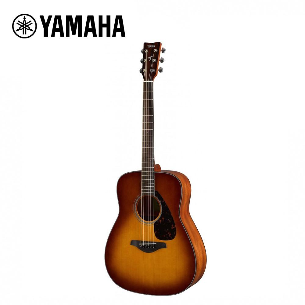 YAMAHA FG800 SB 民謠木吉他 漸層色