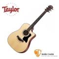 Taylor 310ce 全單板 可插電民謠吉他 美廠 附原廠硬盒【310-ce/木吉他/DN桶身】