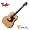 Taylor 610e 全單板 可插電民謠吉他 美廠 附原廠硬盒【610-e/木吉他/DN桶身】