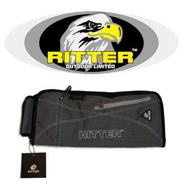 RITTER RDS7-S00 SGL 鋼鐵灰色小型鼓棒袋
