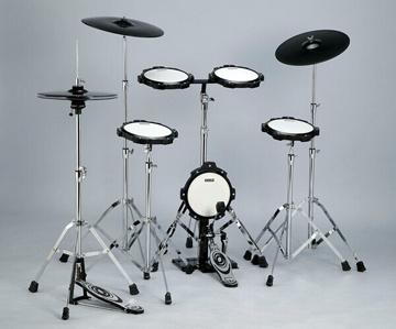 Peace爵士鼓打擊練習板組/打擊墊/打點板(打點板+塑膠銅鈸+腳架+踏板)/台灣製造