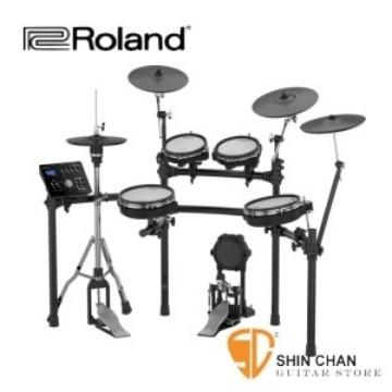 Roland TD-25KV 電子鼓 原廠公司貨 附鼓椅、耳機、鼓棒、大鼓踏板、地墊、 hi-hat架【TD25KV】