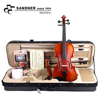 ★法蘭山德★Sandner TV-24 小提琴 (4/4)~展示品僅此一把